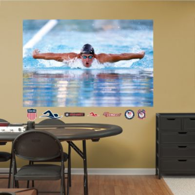 Daniel Bryan Duo Murals Fathead Wall Decal